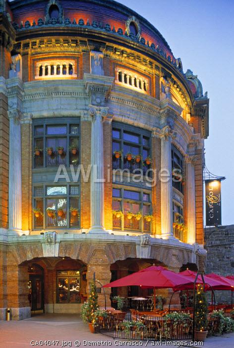 Le Capitol de Quebec, Quebec City, Quebec, Canada