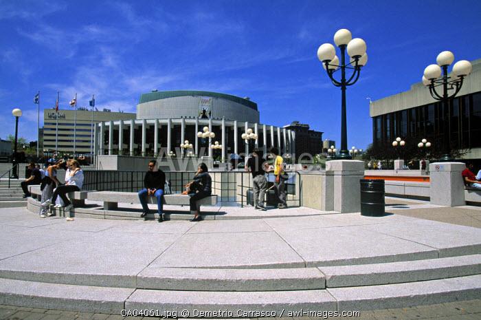 Place des Arts, Montreal, Quebec, Canada