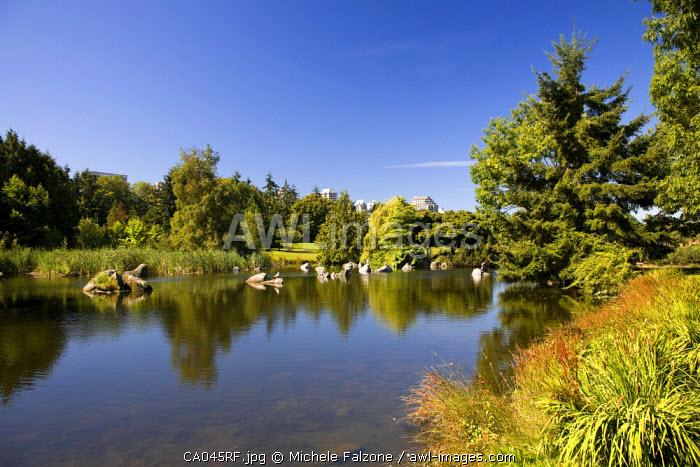 Charleson Park, Vancouver, British Columbia, Canada