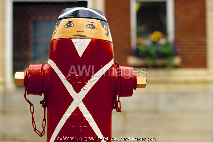 Fire Hydrant, Nova Scotia, Canada