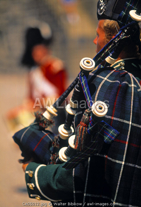 78th Highlanders, Halifax Citadel, Nova Scotia, Canada