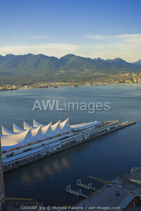 Downton Vancouver from LOOKOUT! Tower, Vancouver, British Columbia, Canada