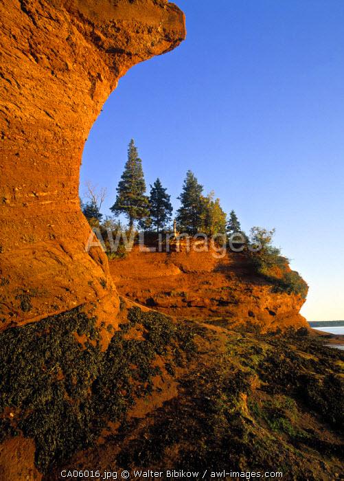 St. Martins, Bay of Fundy, New Brunswick, Canada