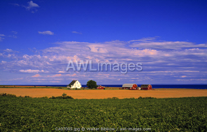 Guernsey Cove, Prince Edward Island, Canada