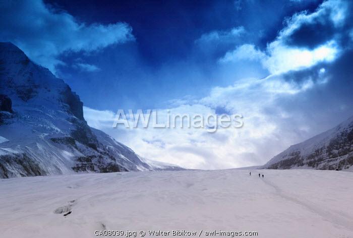 Atabasca Glacier, Jasper National Park, Alberta, Canada