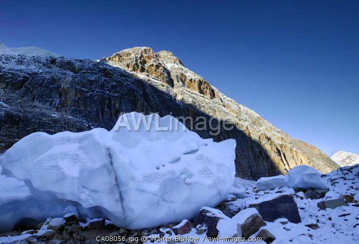 Mt. Edith Clavell, Jasper National Park, Alberta, Canada