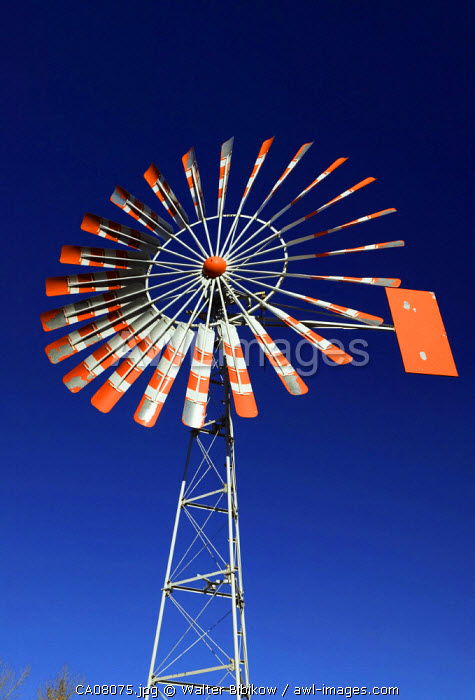 Prairie Windmill, Calgary, Alberta, Canada