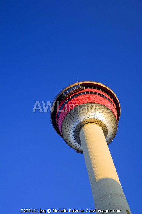 Calgary Tower, Downtown Calgary, Alberta, Canada