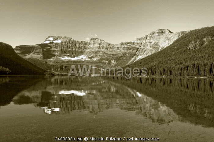 Cameron Lake, Waterton Lakes National Park, Alberta, Canada