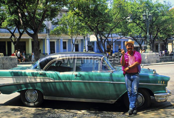 Havana, Cuba, Caribbean
