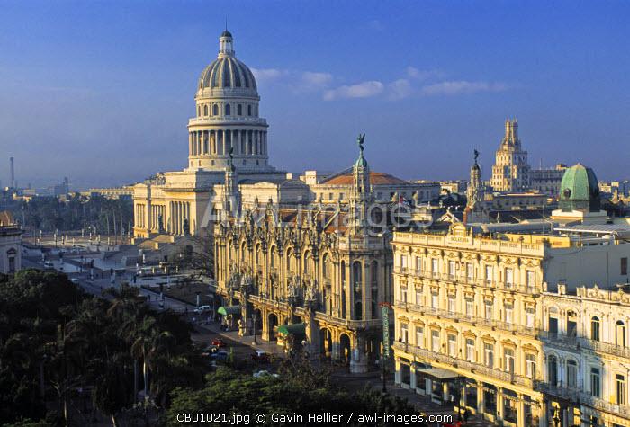 Capitolio National Building, Havana, Cuba