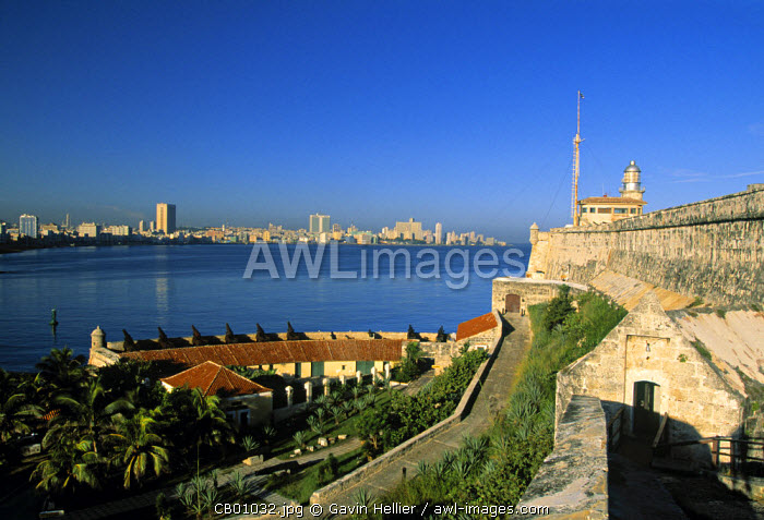 El Castillo del Morro, Havana, Cuba