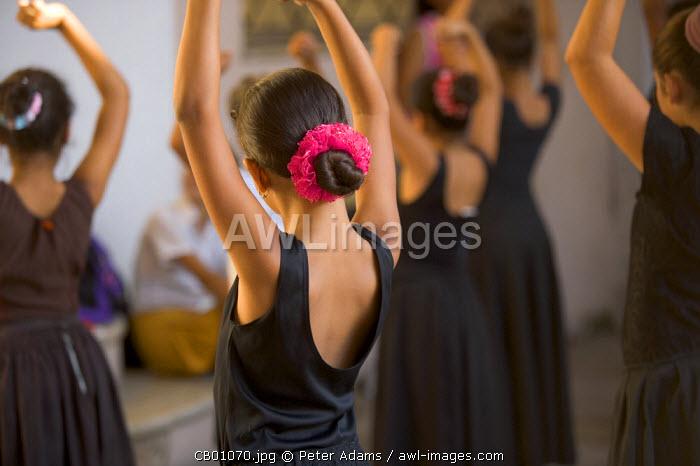 Tango class, Cienfuegos, Cuba