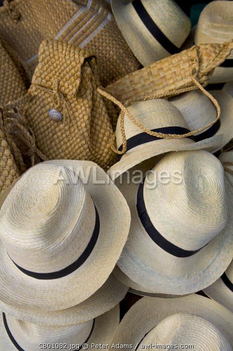 Panama Hats, Havana, Cuba