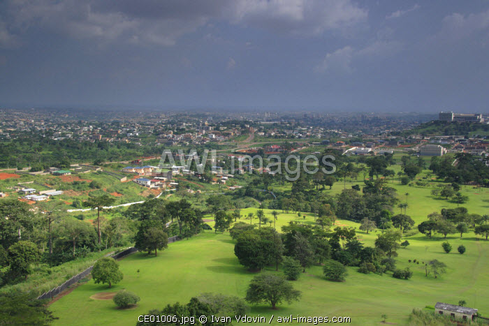 Yaounde (capital city), Cameroon, Africa