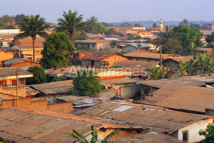 SE Cameroon, Africa