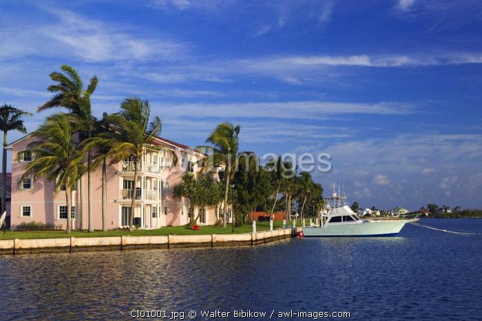 Mitchells Creek, Seven Mile Beach, Grand Cayman, Cayman Islands, Caribbean