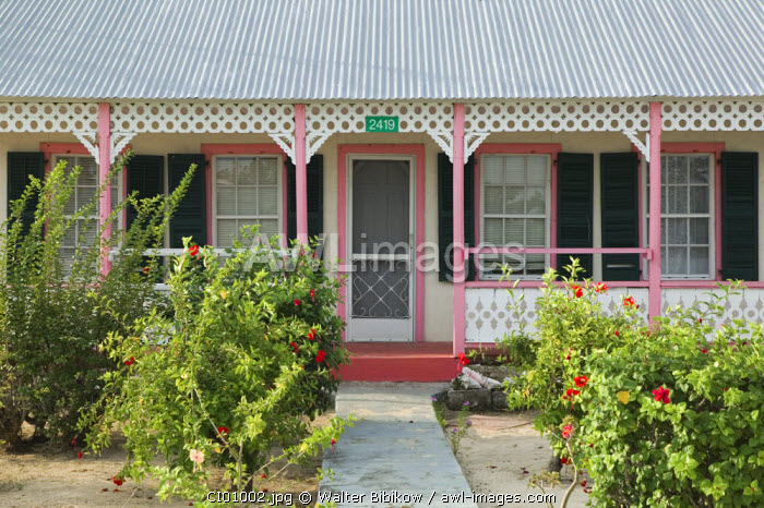 The Old Homestead, West Bay, Grand Cayman, Cayman Islands, Caribbean