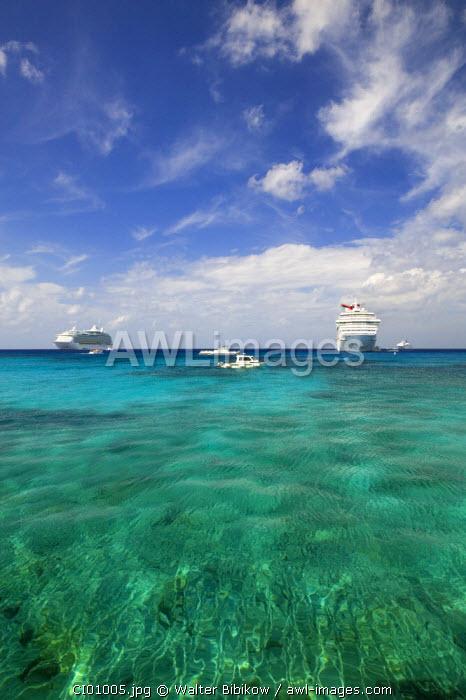 Cruise Ships, Georgetown, Grand Cayman, Cayman Islands, Caribbean