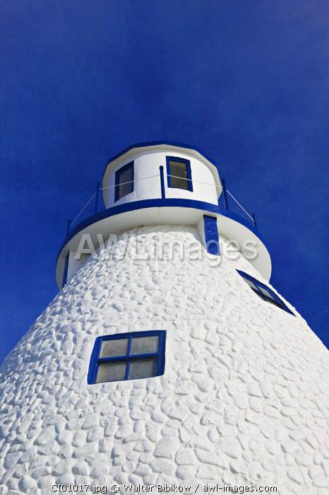 Old Lighthouse, Frank Sound, Grand Cayman, Cayman Islands, Caribbean