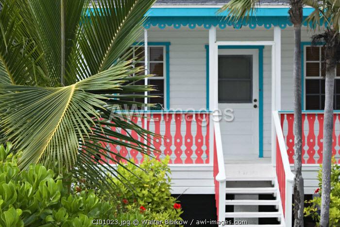 Beach Cottage, Goat Bay, Cayman Brac, Cayman Islands, Caribbean