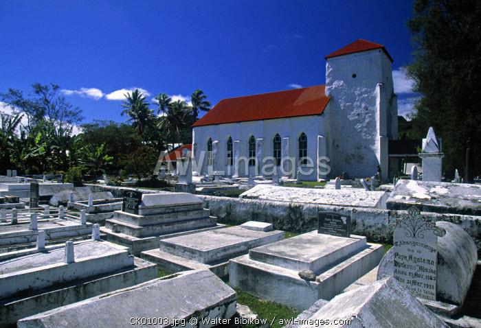 CICC Church, Avarua, Rarotonga, Cook Islands