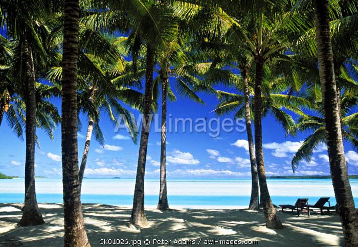 North Aitutaki Island, Cook Islands