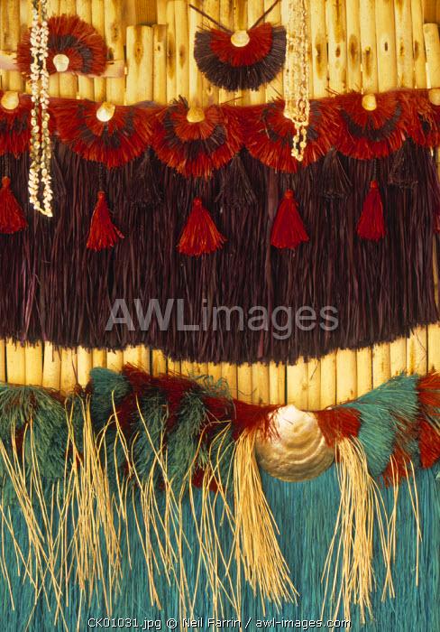 Handicrafts, Rarotonga, Cook Islands