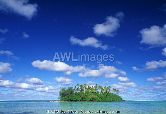 Aitutaki Island, Cook Islands