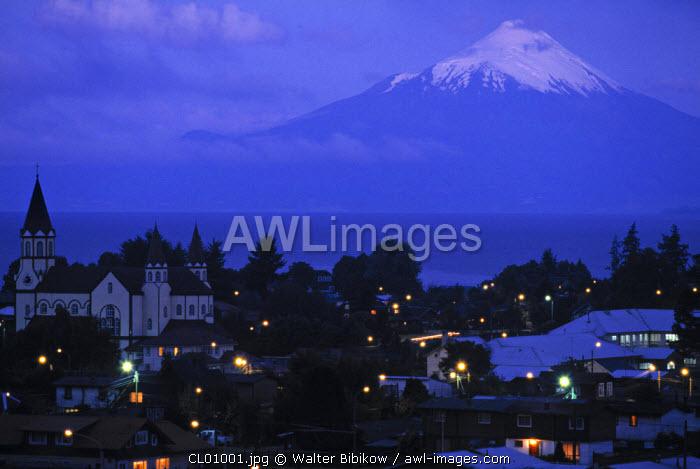 Puerto Varas & Osorno Volcano, Chile