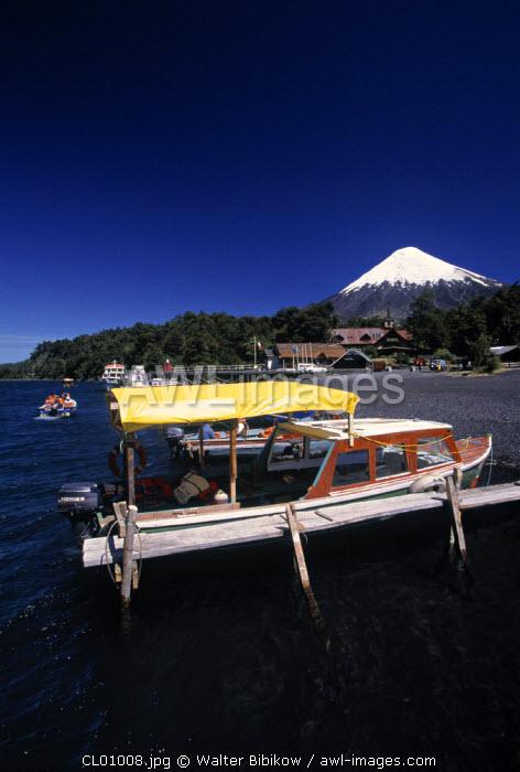 Lago Los Todos Santos, Parque National Vicente, Chile