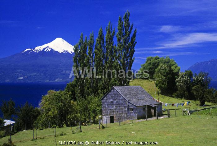 Lago Llanquihue & Osorno Volcano, Chile