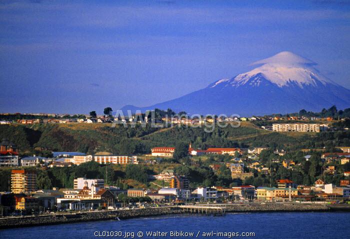 Puerto Montt, Osorno Volcano, Chile