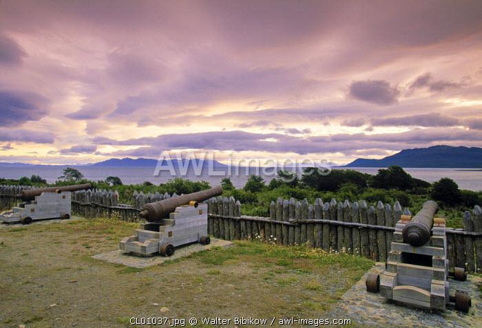 Fuerte Bulnes, Punta Arenas, Magellanes, Chile