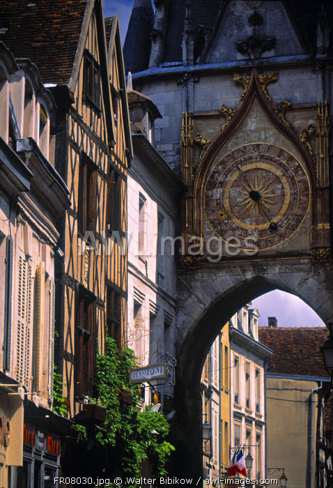 Auxerre, Yonne, Burgundy, France