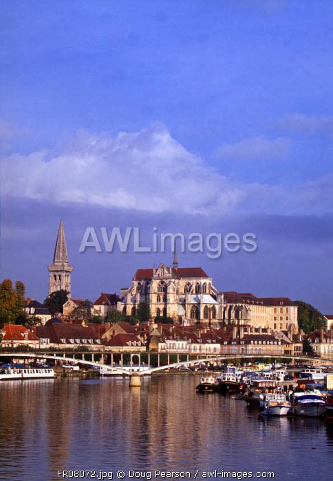Auxerre, Chablis, Burgundy, France