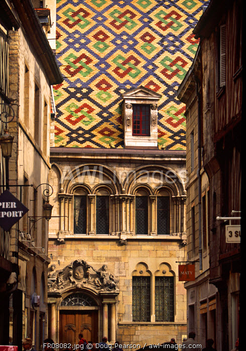 Dijon, Chablis, Burgundy, France