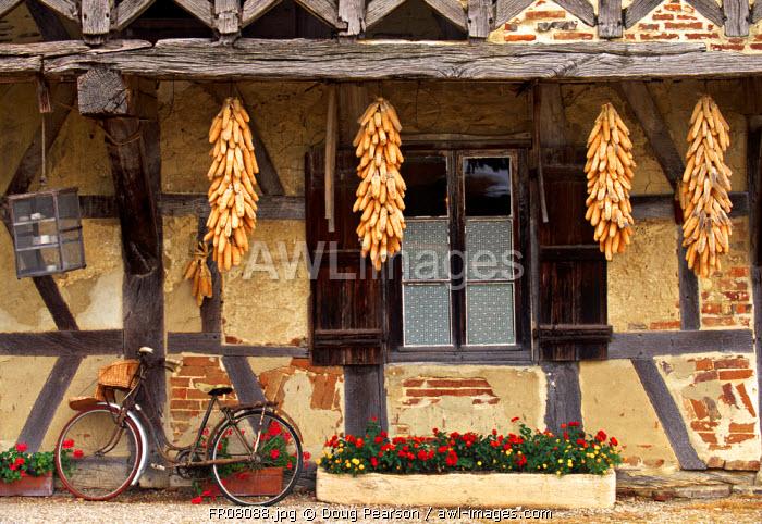 Ferme de la Foret, St. Trivier de Courtes, Burgundy, France