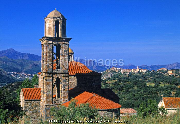 Lunghignano, Corsica, France