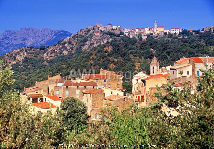 Cassano, Corsica, France