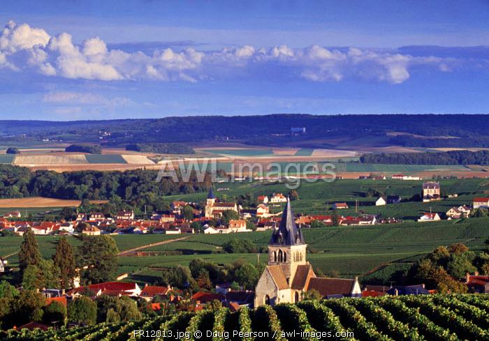 Ville-Dommange, Champagne, France