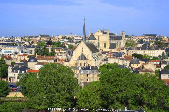 Poitiers, Poitou-Charantes, France