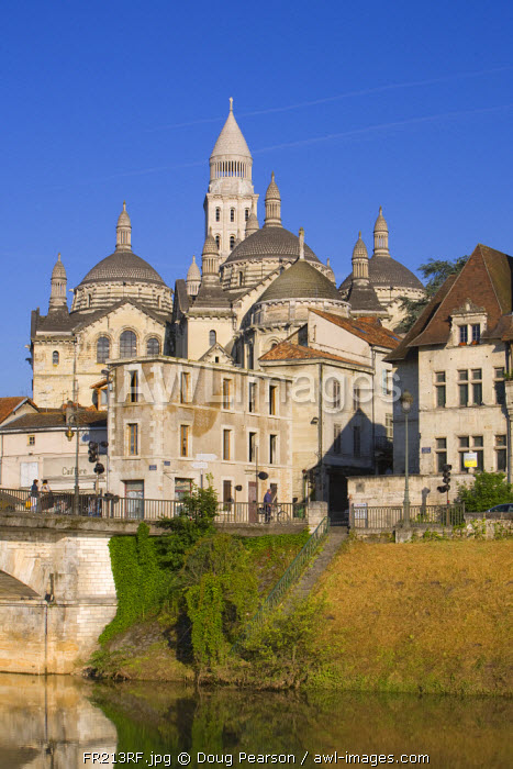 St. Front Cathedral, Periguex, Dordogne, France