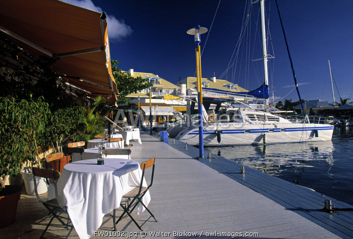 Port La Royale Marina,  Marigot, St. Martin, French West Indes