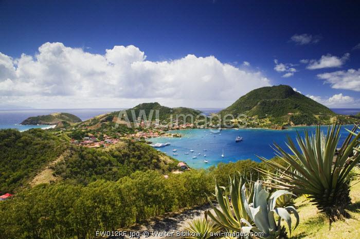 Guadaloupe, Les Saintes Islands, Terre de Haut, Bourg Des Saintes, Fort Napoleon