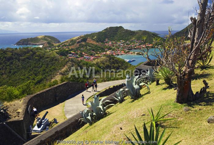 Fort Napoleon, Bourg des Saintes, Terre de Haut, Les Sainte Islands, Guadeloupe, French West Indies