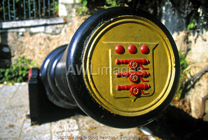 Canon, Nr Trafalgar Cemetery, Gibraltar