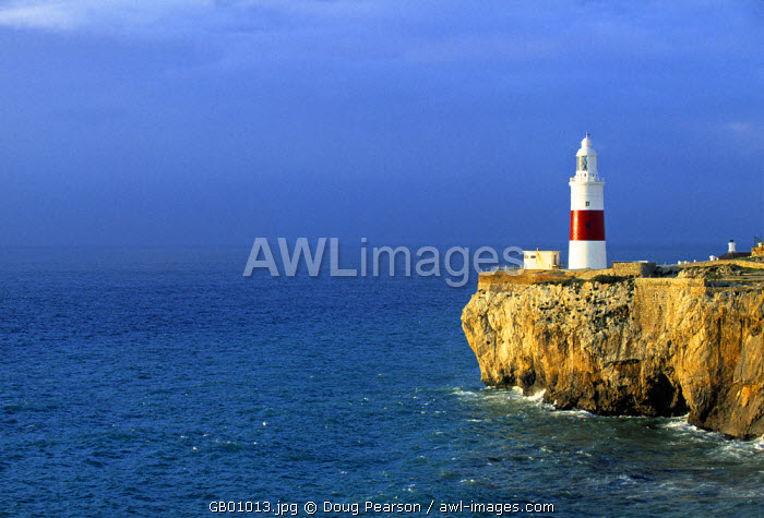 Lighthouse, Europa Point, Gibraltar