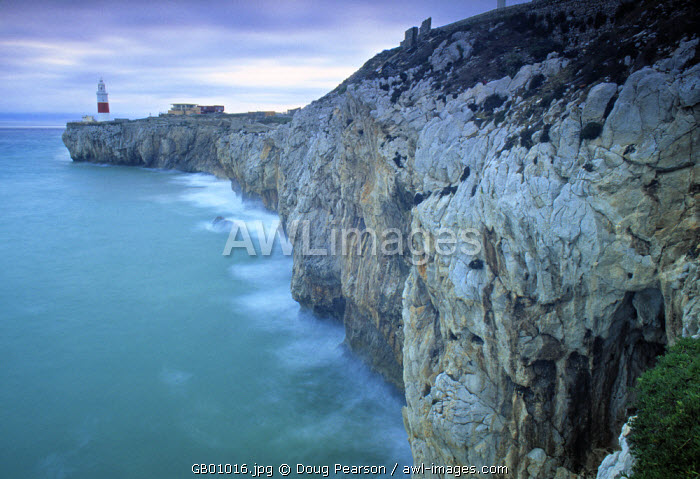 Lighthouse, Europa Point, Gibraltar