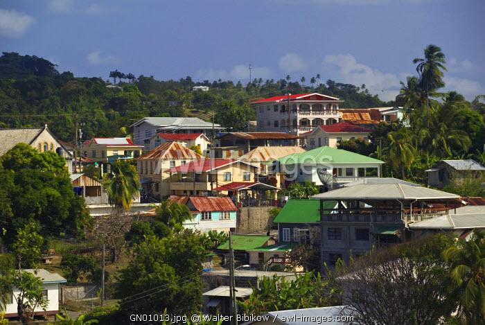 Sauteurs, Grenada, Caribbean
